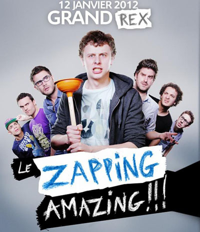Zapping Amazing