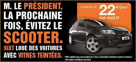 affaire hollande gayet sixt