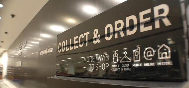 Magasin connecté: L'importance du Click & Collect