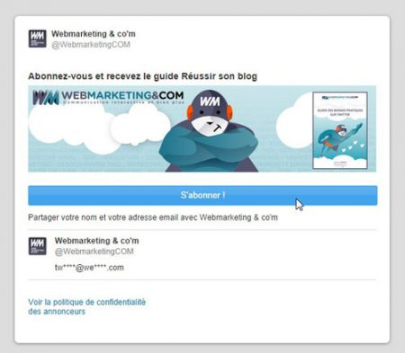 twitter card collecte mail 3