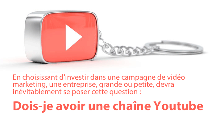 YouTube, ne pas investir dans le video marketing