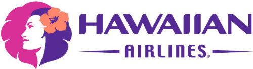 Logo Hawaiian Airlines (PRNewsFoto)
