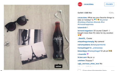 """Coca Cola auf Instagram """"What are your favorite things to take on holiday 🍉🐬☀️😎 summer holidays fashion trends fun choosehappiness"""""""