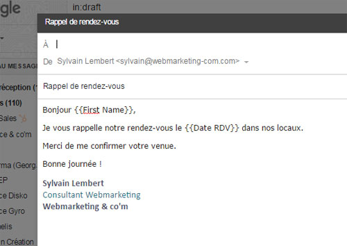 mail merge emailing gmail 4