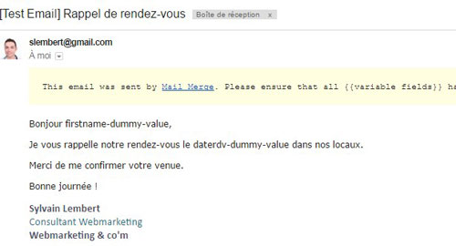 mail merge emailing gmail 5