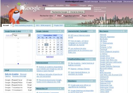 Theme Igoogle JR