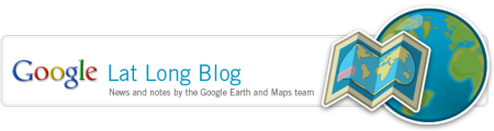 Google Lat Long Blog