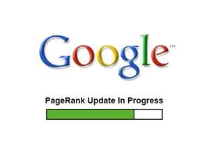 pagerank mise à jour
