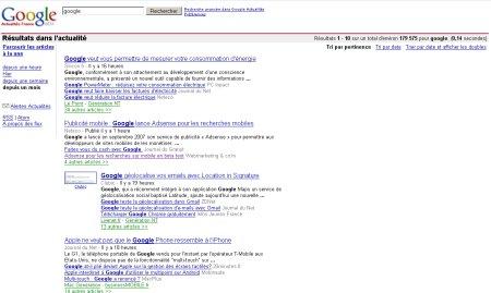 ameliorer indexation google news