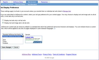 google-adsense-personnalisation-police