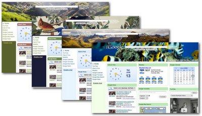 theme igoogle nature