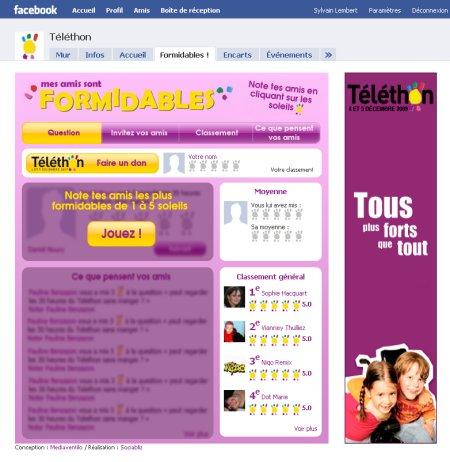 facebook telethon