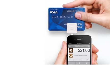 Square Up dernière création de @Jack: payer par CB depuis son smartphone