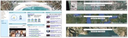 Themes igoogle google earth