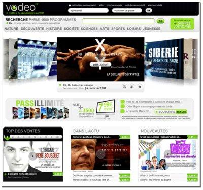 Vodeo offre un iPad pour promouvoir la nouvelle version de son site