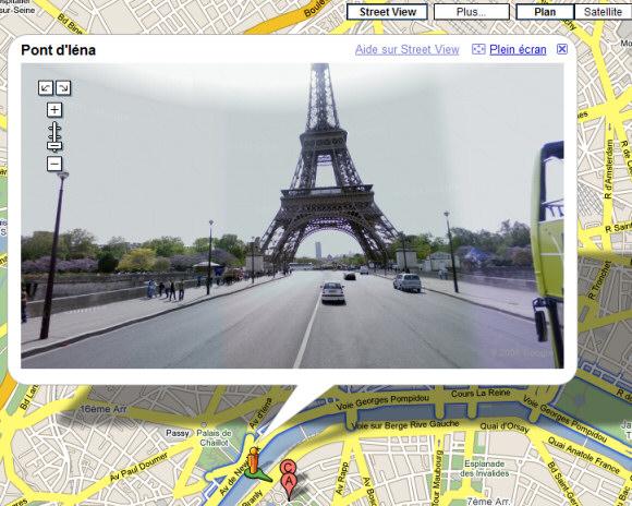 Google Street View : un nouvel eldorado pour les marques ?