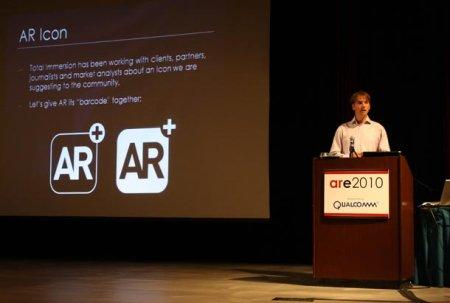 Réalité augmentée : un logo standardisé pour promouvoir son utilisation