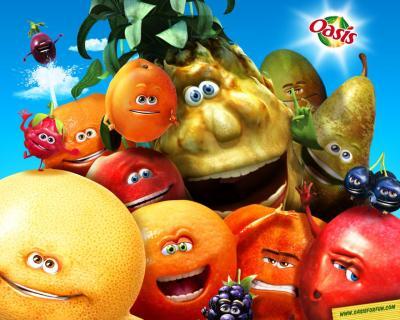 Oasis be fruit : nouveau spot publicitaire