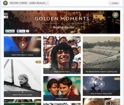 Roland Garros : un dispositif 2.0
