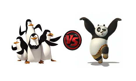 Google : Panda Vs Penguin