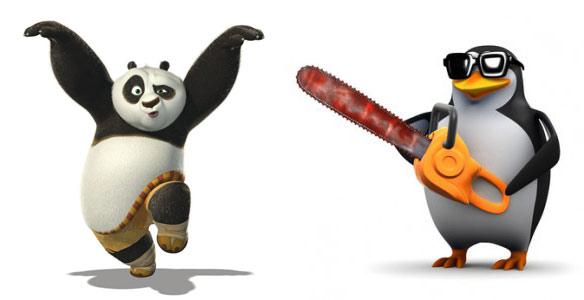 Que faire pour plaire à Pingouin et Panda ?