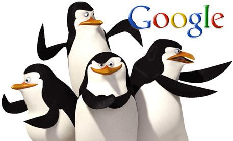 Google Pingouin 1.1 : ne pas mettre tous ses oeufs dans le même panier
