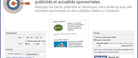 4 étapes pour réussir sa publicité Facebook sans se ruiner