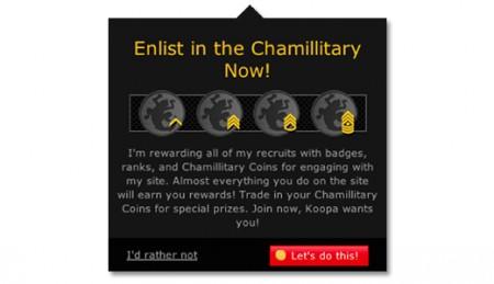 chamilitary
