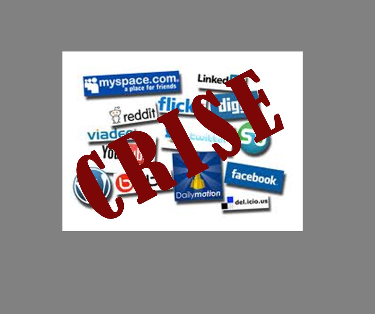 Comment gérer une situation de crise sur les réseaux sociaux ? Conseils et exemples