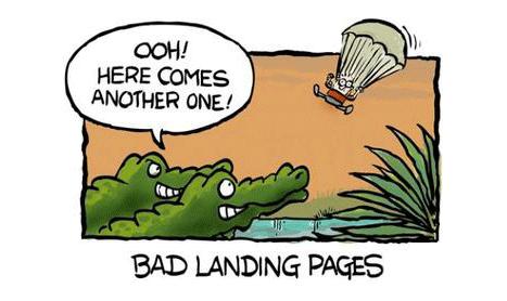 Anatomies de landing pages qui convertissent