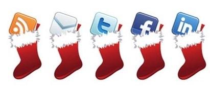 Réseaux sociaux et fêtes de fin d'année