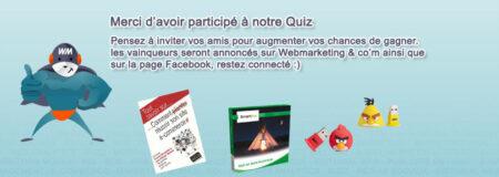 Concours Facebook : facebook concours