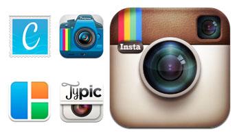 Instagram : des applications complémentaires