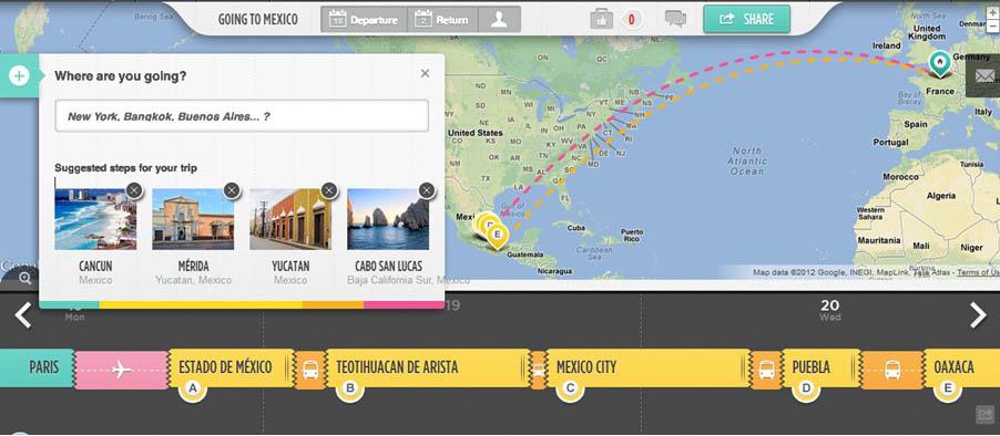 Libertrip.com pour construire et partager son voyage