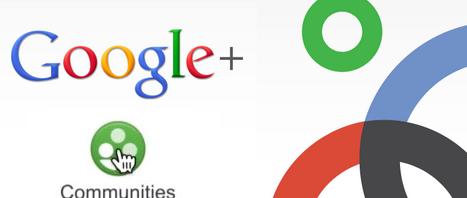 Google+ Communautés : fonctions et tutoriel
