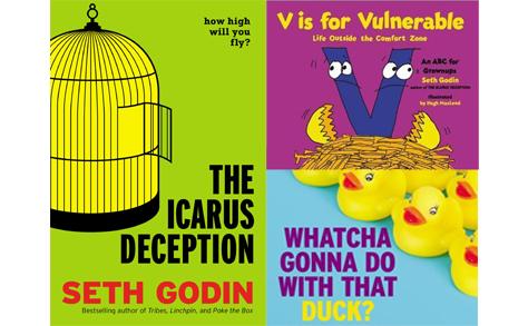 Assistez à la conférence de Seth Godin à Londres le 17 janvier – [Concours inside]