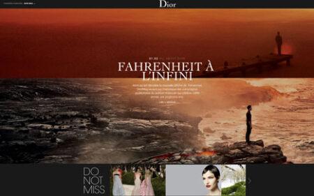 magazine en ligne DIOR