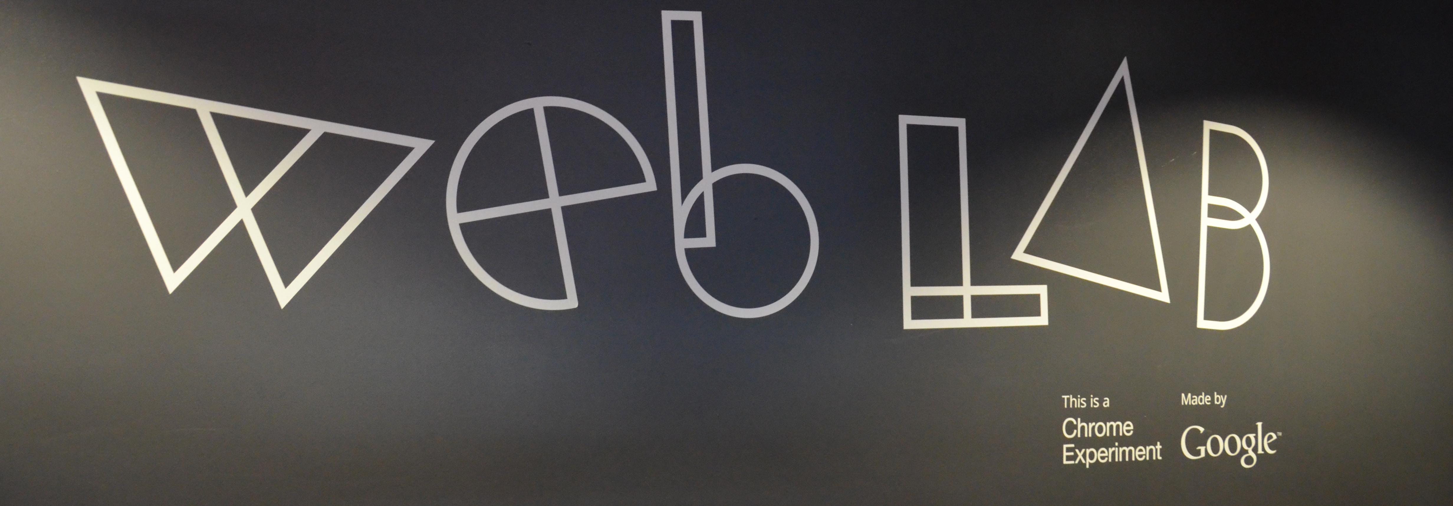 Google web lab, 5 ateliers pour appréhender l'accès et la transmission de l'information