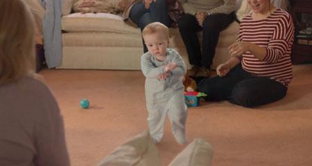 bébé gangnam-baby