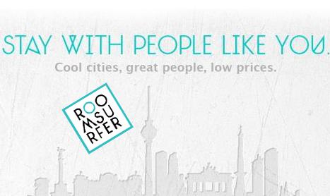 [Startup] roomsurfer veut révolutionner le tourisme