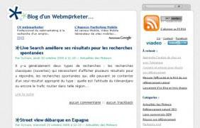 Blog d'un Webmarketer (2006)