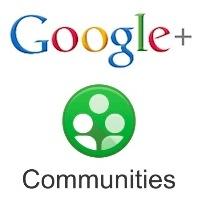 Communautés Google Plus