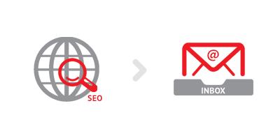Six apports du SEO pour une meilleure livraison de vos e-mails