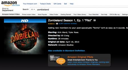 Amazon _Zombieland