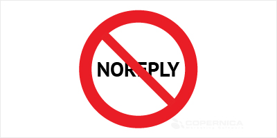 Cinq raisons de laisser tomber les adresses e-mail de type « ne-pas-répondre » dès maintenant