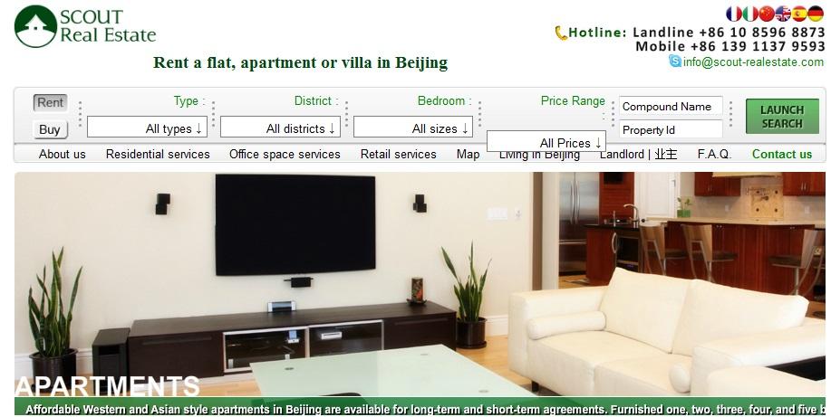 Beijing apartement