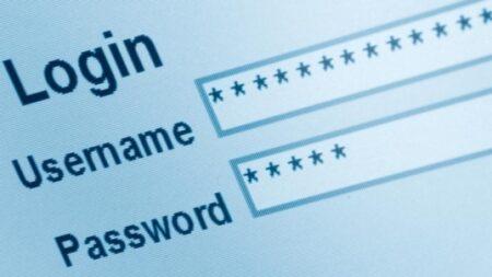 Un mot de passe ne se prête pas... et il ne doit pas être trop court!