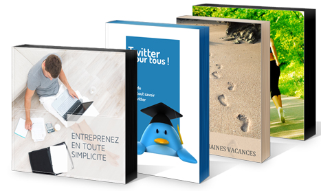 10 idée de couverture livre numérique