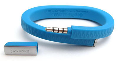 bracelet up prise audio