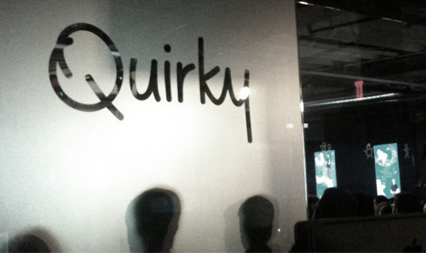 Quirky: le projet crowdsourcing qui a perçé